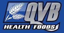 QVB Health Foods Logo